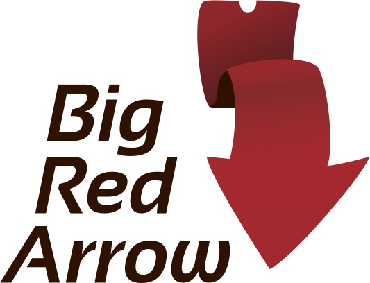 Big Red Arrow